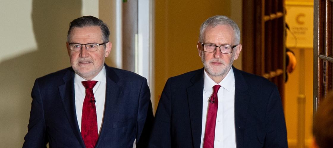 Jeremy Corbyn Barry Gardiner