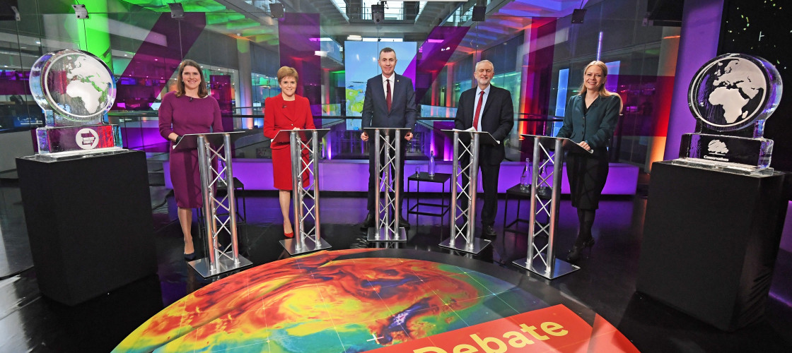 Channel 4 Climate Debate