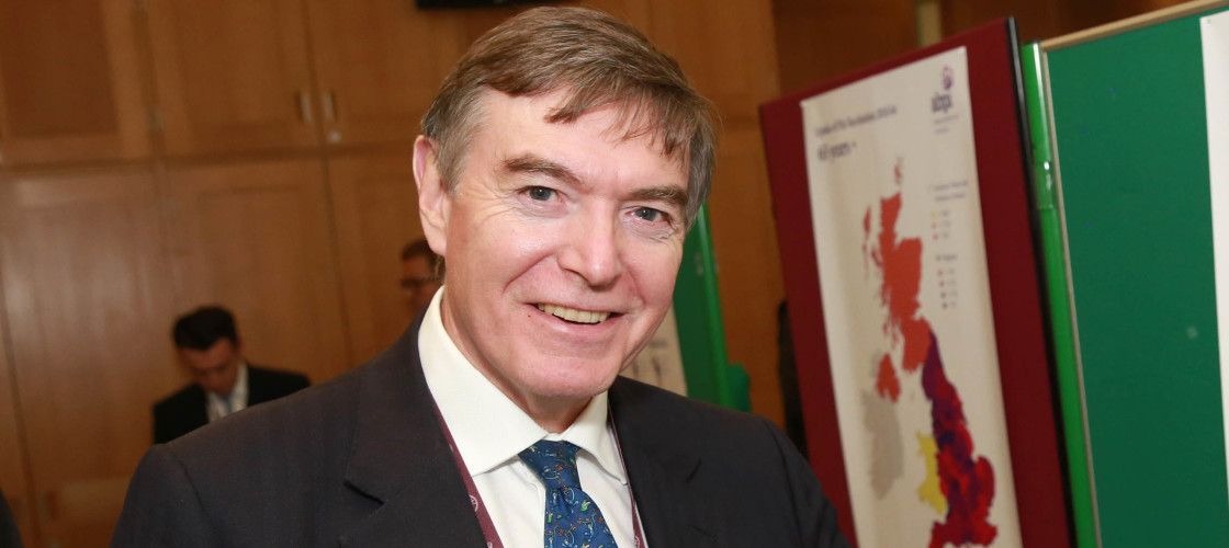 Tory general election candidate Philip Dunne