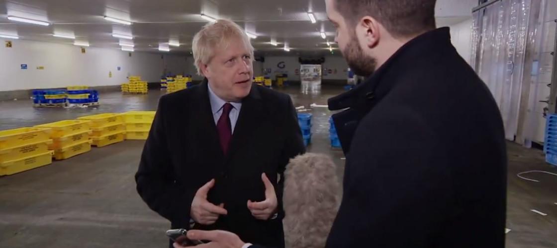 Boris Johnson Joe Pike