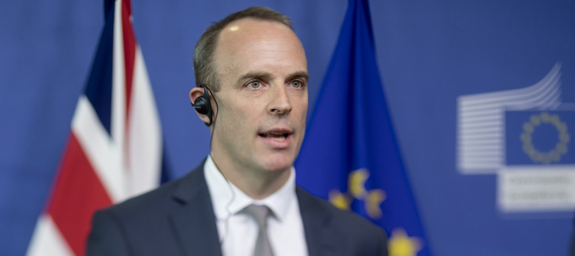 Dominic Raab Mps Will Get Straight Deal Or No Deal Vote On Brexit