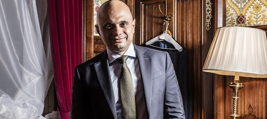 Sajid Javid joined the Home Office in April