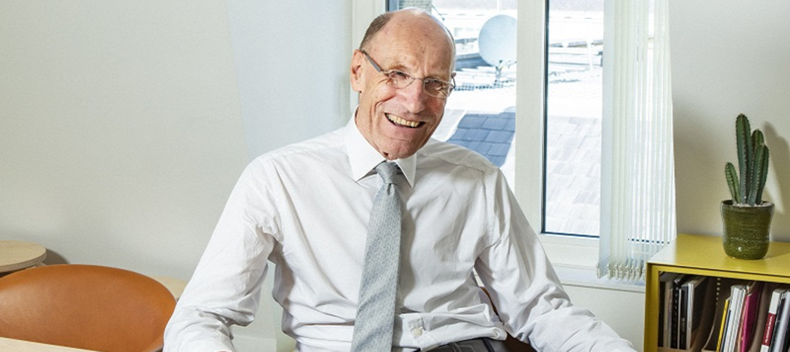 Sir John Armitt is chair of the National Infrastructure Commission