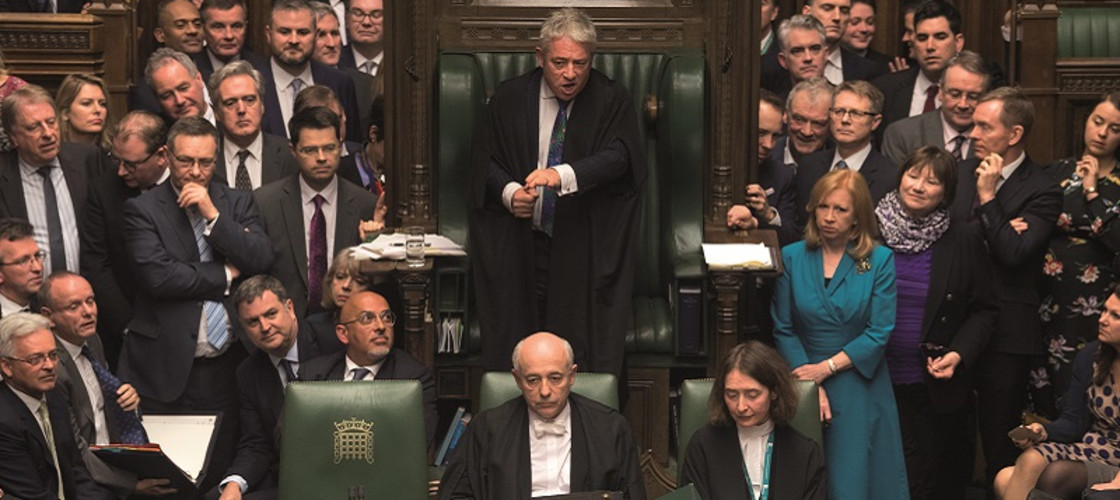 Dame Eleanor Laing this week confirmed she will run to replace John Bercow when the Speaker steps down