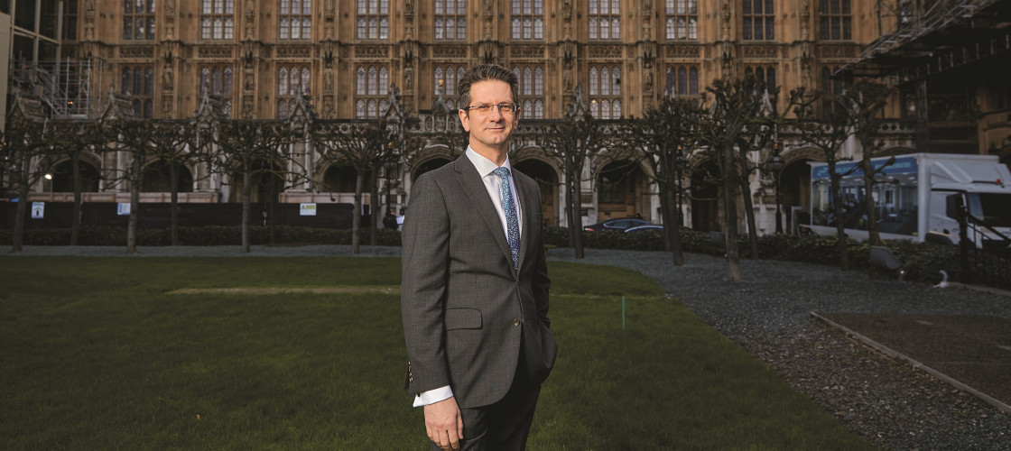 Steve Baker has been MP for Wycombe since 2010
