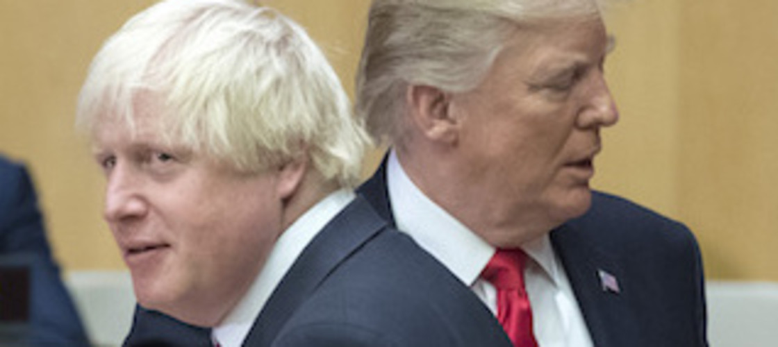 UK Politician and US Politician