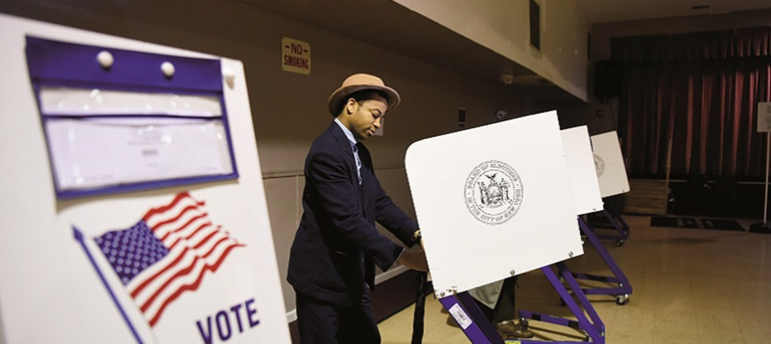 Voters across America took to the polls this week for the midterm elections