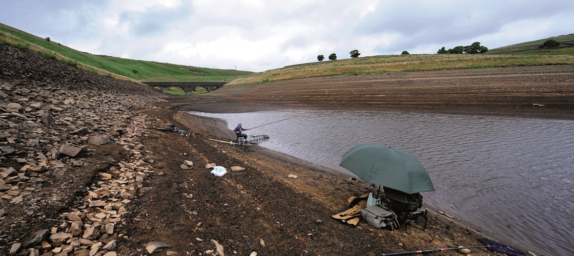 Dowry Reservoir near Oldham