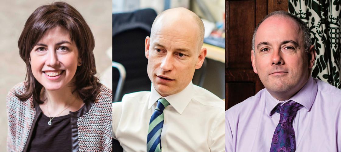 Powell, Kinnock and Halfon