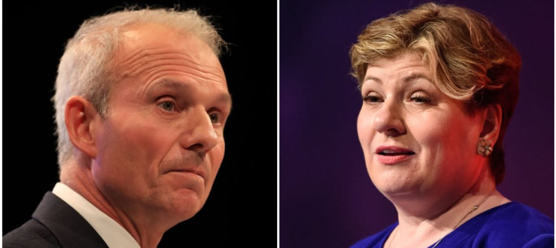 David Lidington and Emily Thornberry will joust in the Commons today