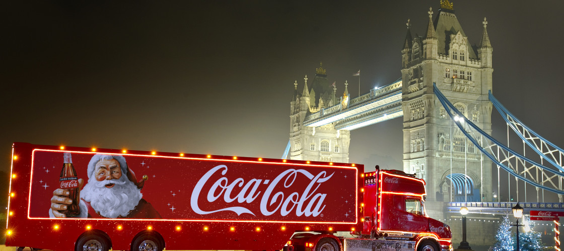Much-anticipated Coca-Cola Christmas truck returns for nationwide tour