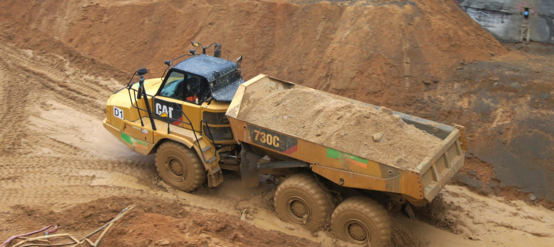 The ongoing, sustainable supply of essential aggregates and