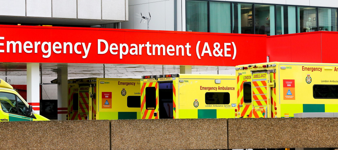 Accident and Emergency Department