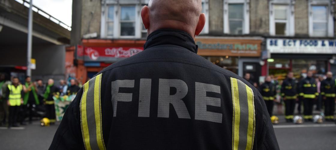 London Firefighter