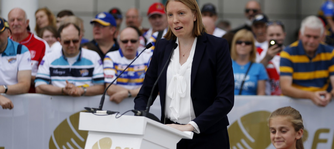 Former DCMS minister Tracey Crouch MP