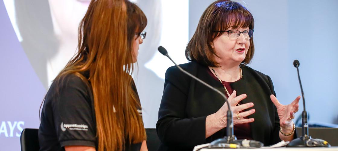 Sellafield Ltd's Transformation Director Angela Seeney