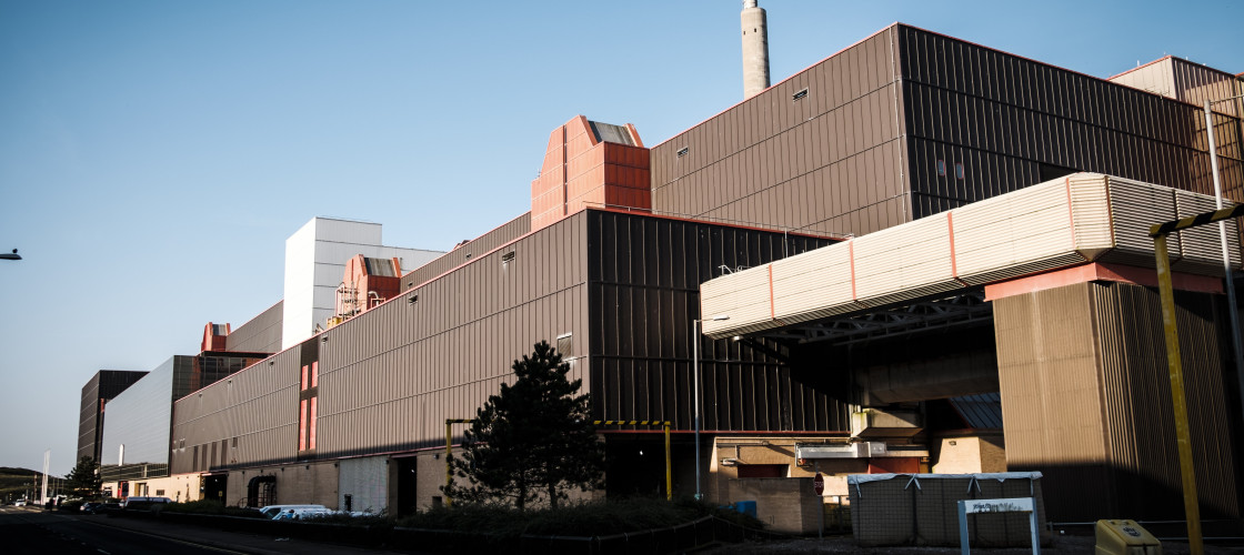 Sellafield's Thorp reprocessing plant