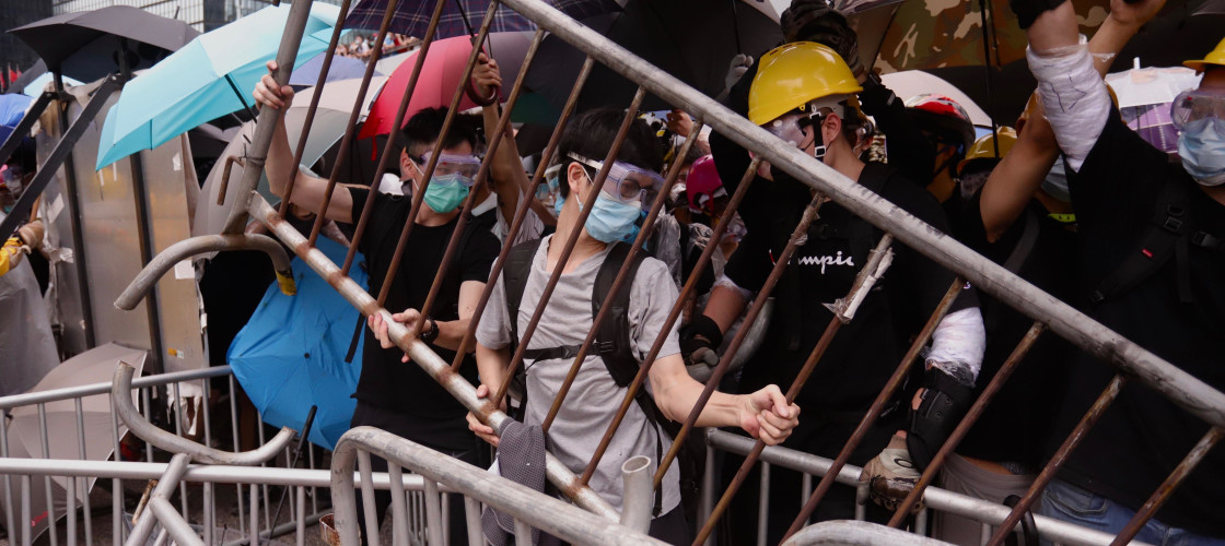 Protests In Hong Kong