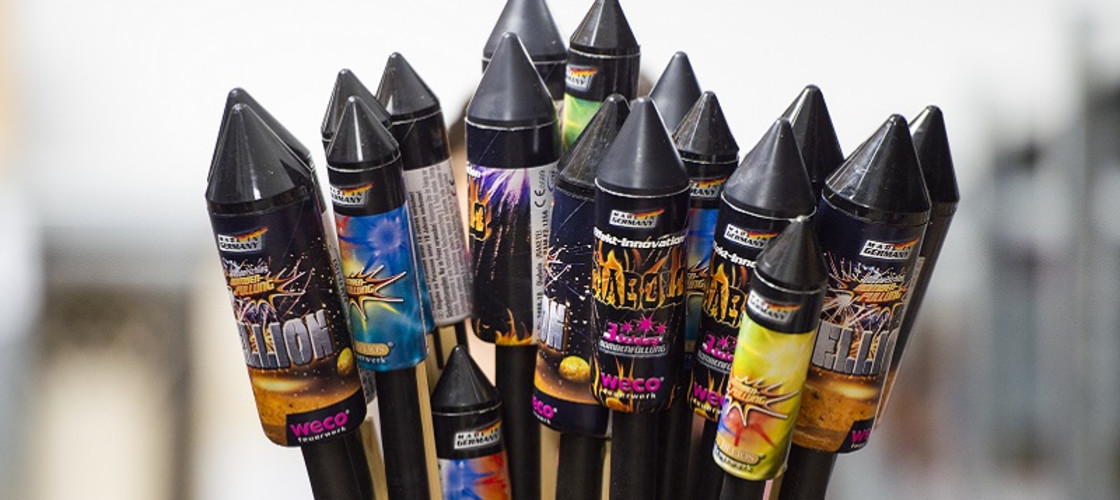 There are 11 open petitions calling for stricter fireworks regulations