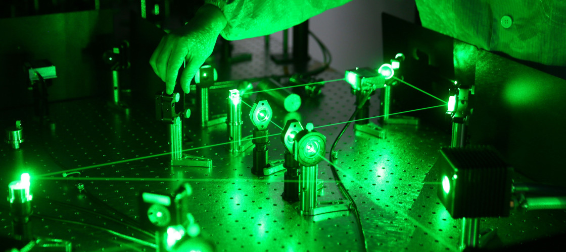 quantum simulation laboratory