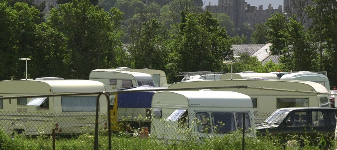 Travellers' site
