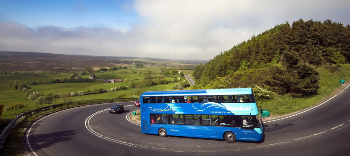 Rural bus
