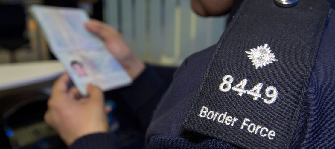 Last year's net migration figure was up 20,000 on 2014