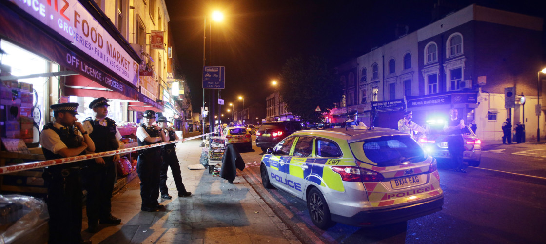 Finsbury Park Mosque attack