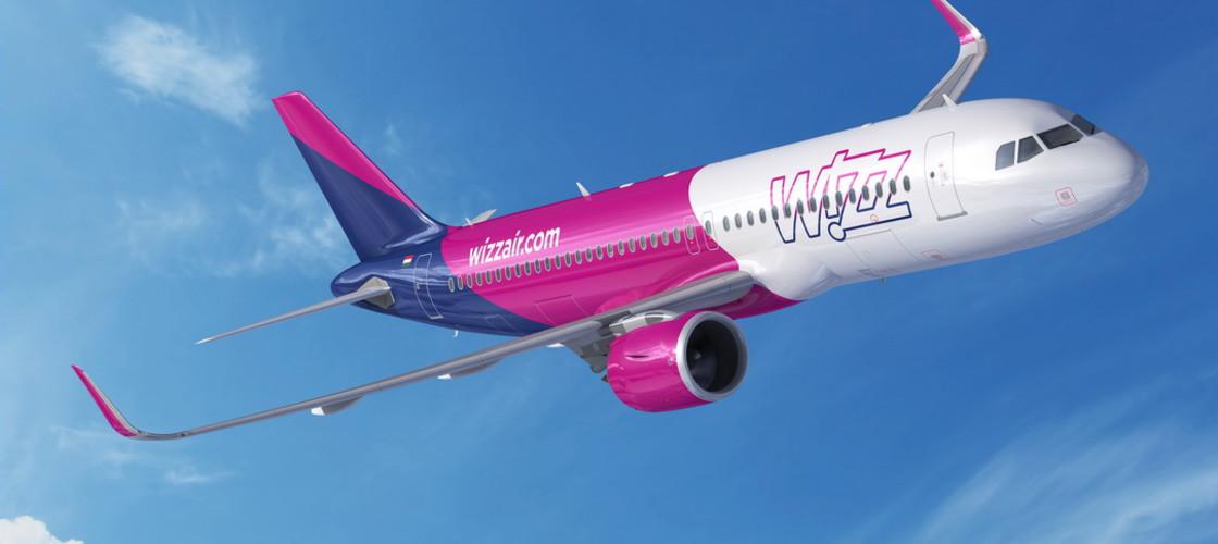 Wizz aircraft