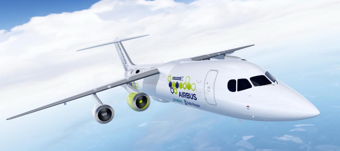 Airbus e-Fan X
