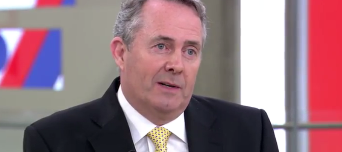 Liam Fox on Sophy Ridge on Sunday