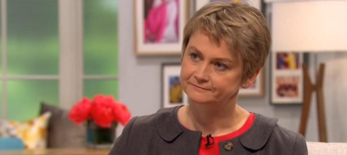 Shadow Home Secretary Yvette Cooper on ITV's Lorraine, 18/05/15