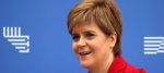 Nicola Sturgeon at the Edinburgh International Book Festival