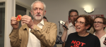 Corbyn and biscuit