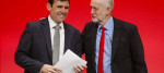 Jeremy Corbyn and Andy Burnham