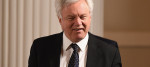 David Davis resigned from the Government over the Chequers agreement