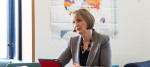 Labour grandee Harriet Harman photographed by Louise Haywood-Schiefer