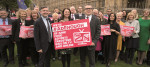 Labour MPs supporting the AdEnough campaign