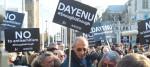 Labour anti-Semitism protesters
