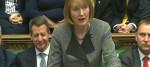Harriet Harman speaking in the Commons last year