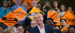 Tim Farron is confident the Lib Dems can become the main party of opposition.
