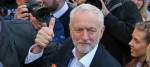 Jeremy Corbyn has given his backing to a controversial decision to halt a joint housing venture which involved the private sector
