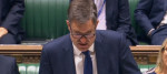 David Gauke announcing the increase in the state pension age