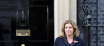 Penny Mordaunt took to Twitter to show her support for the 'Yes' campaign
