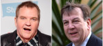 Meatloaf is a hero of former Cabinet minister John Whittingdale