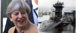 Theresa May would be willing to fire the first nuclear missile