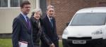 Greg Clark, Theresa May and Philip Hammond
