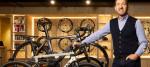 Cyclist Chris Boardman