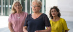 Carrie Gracie resolves equal-pay dispute with the BBC