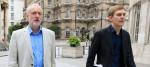 Jeremy Corbyn and Seamus Milne